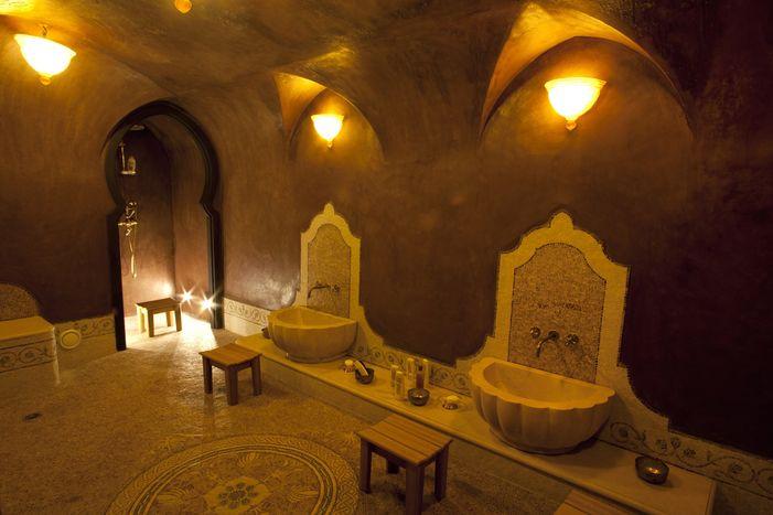 Rabat chauffage for Hammam et sauna